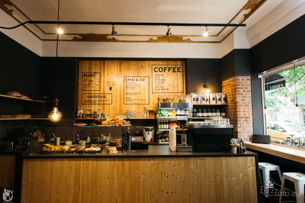Blueberry Coffees - Berlin - Otto von Berlin - Picture: David Nassim