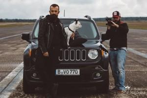 Otto von Berlin goes Jeep