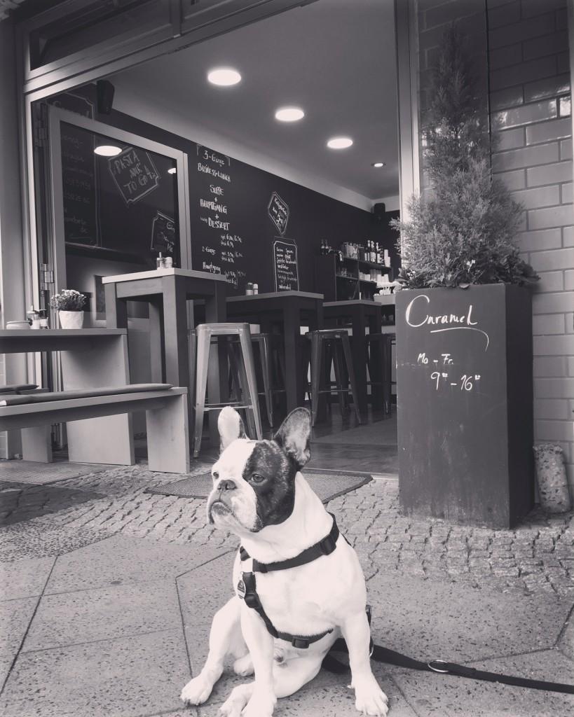 Otto von Berlin Interior Design Cafe Caramel