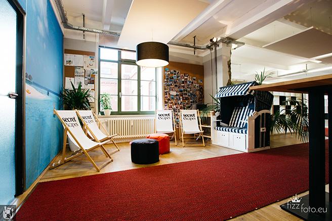 Otto von Berlin Office Loft