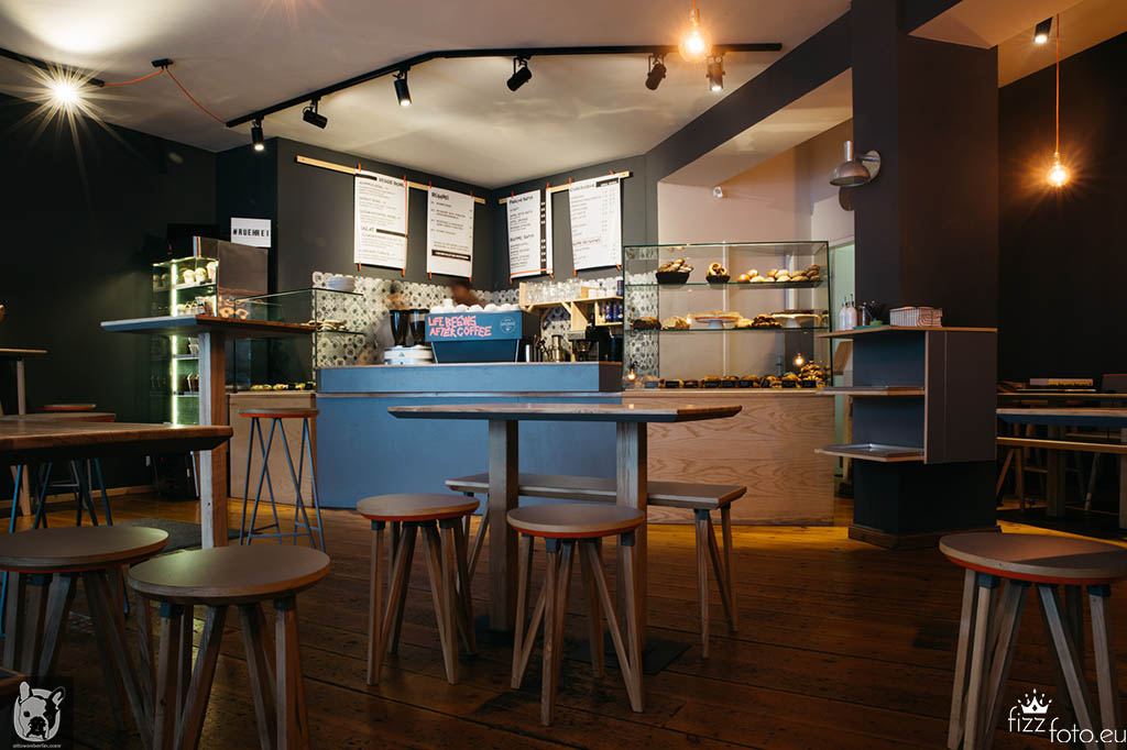 Otto von Berlin Coffee Shop Interior Design Kaffeekultur