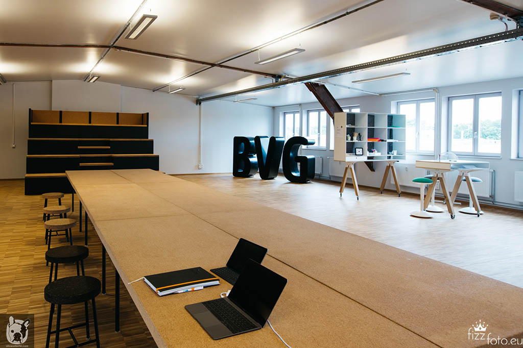 Otto von Berlin Corporate Interior Design