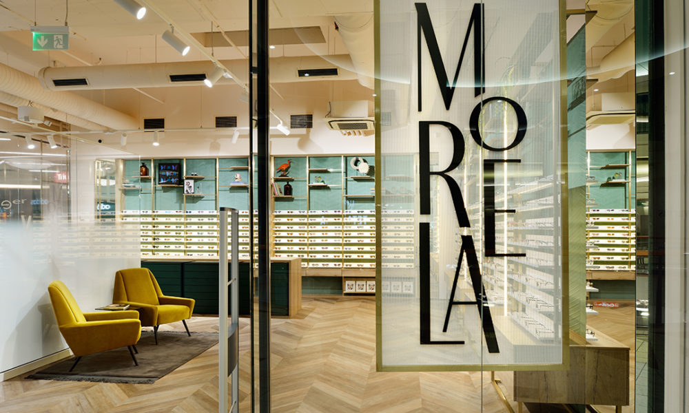 An eye for design – Morela Okulisti eyewear store